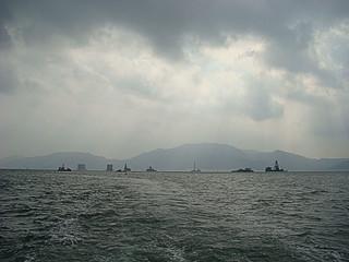017 Op zee