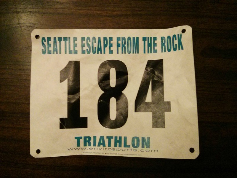Escape the Rock Bib