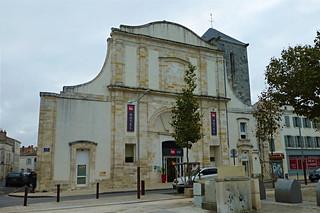 La Rochelle: église Saint-Nicolas
