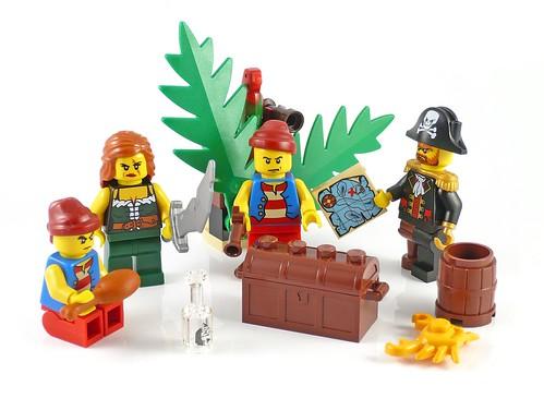 LEGO 850839 Classic Pirate Set 01
