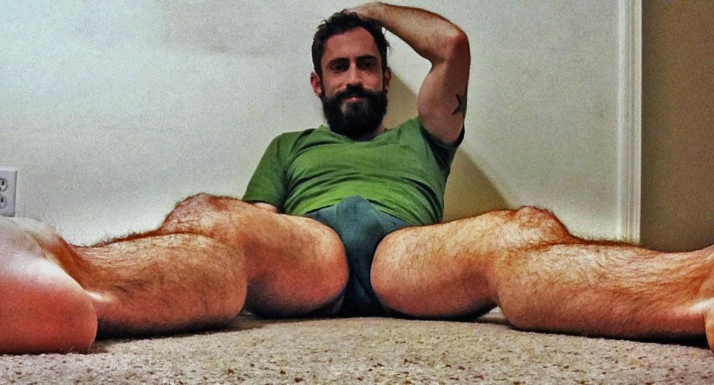Tumblr hairy legs men