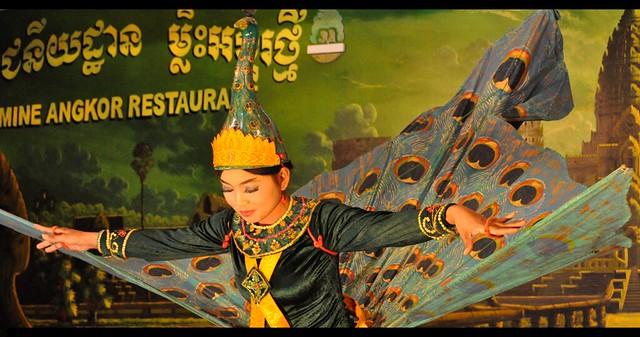 Angkor Restaurant, Cambodia