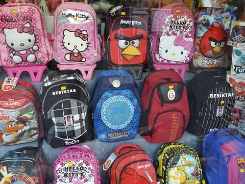 Focis táskák