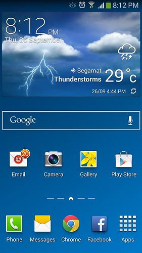 Samsung Galaxy Note 3 - Official v5