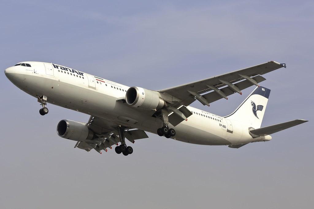 EP-IBD - A306 - Iran Air