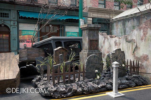 HHN3 Before Dark 2 - Attack of the Vampires - The Hearse