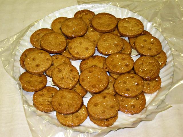 Biscotti al Miele Ricetta Bimby