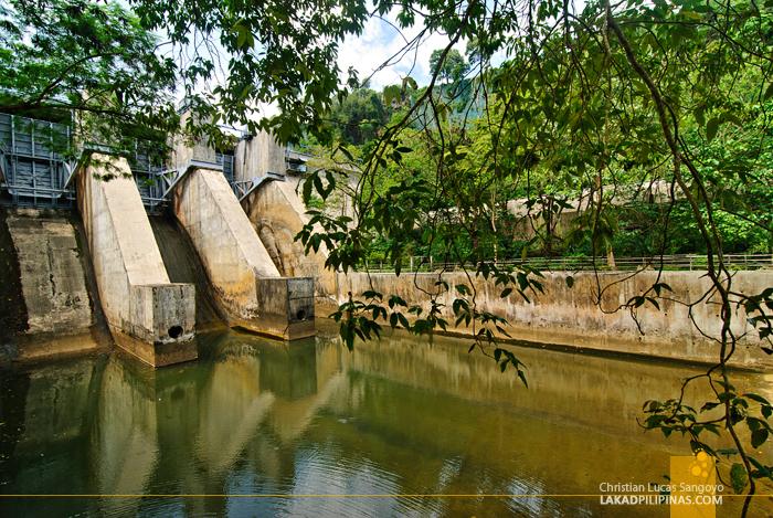 A Dam at Iligan's NPC Nature's Park
