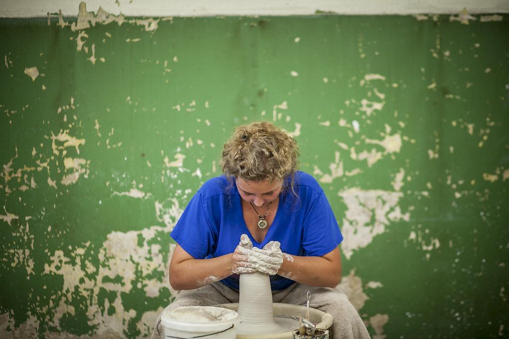 Trenton Pottery