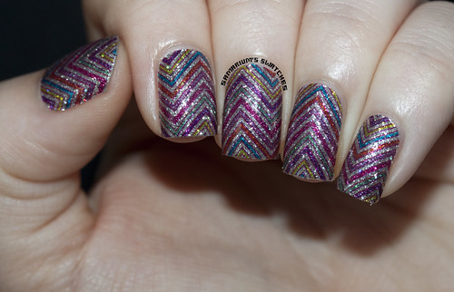 Incoco Zig Nail Strips Day 1  (2)