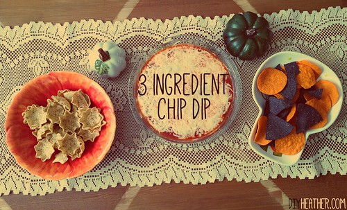 Yummy Chip Dip by Digital Heather