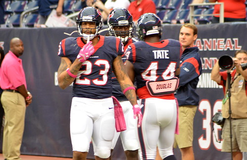 Arian Foster and Ben Tate