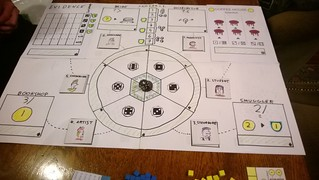 Samizdat at Newcastle Playtest