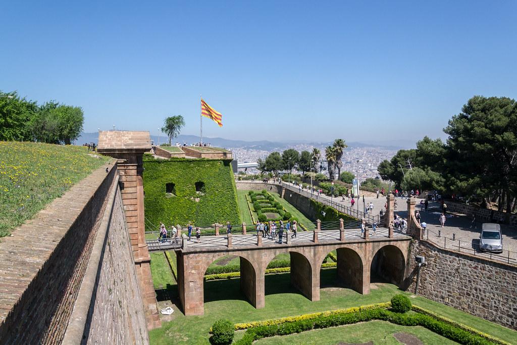 Castell de Montjuïc, Barcelona, Spain