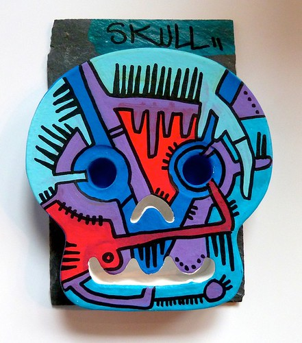 Skull by Tarek by Pegasus & Co