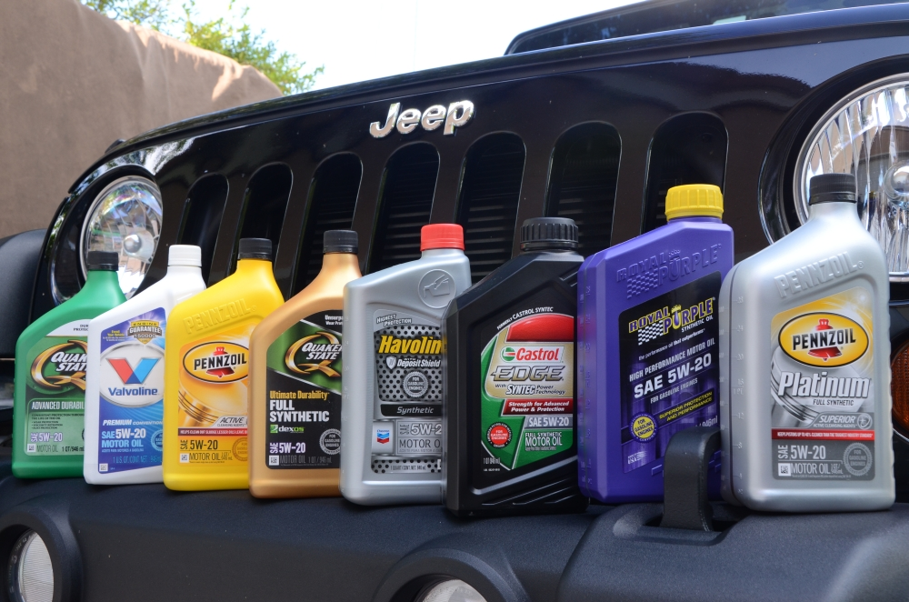Trouble With Conventional Wisdom Is >> Motor Oil: Certification: Chrysler MS-6395 | Jeep Off Road Adventures