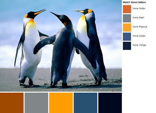 Penguins-palette