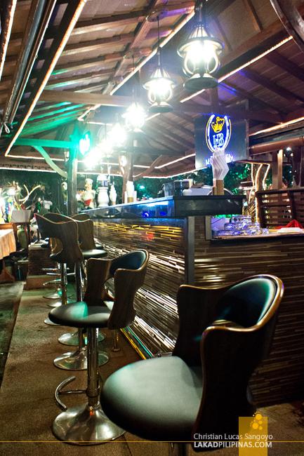 Empty Bars at Phuket's Patong Beach Road