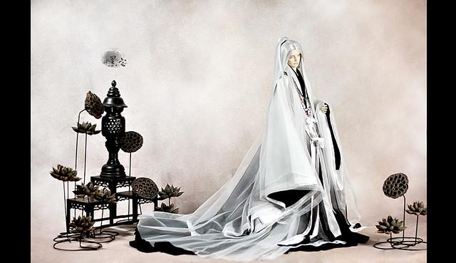 【白華月·山海經異聞錄】東海龍君。【黜。】