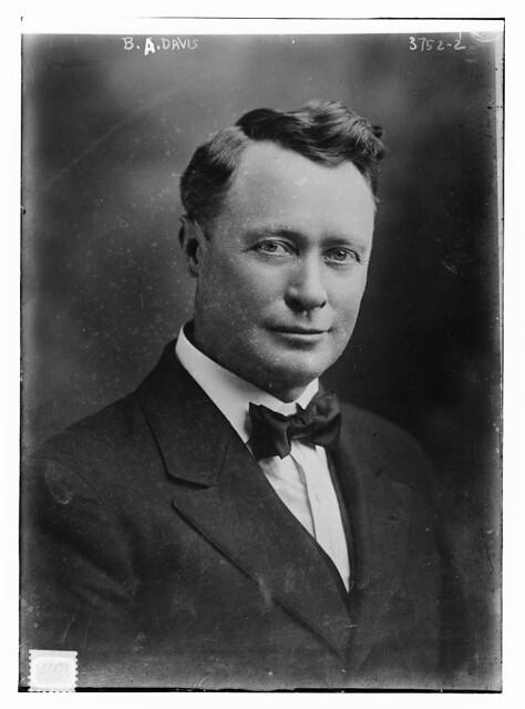 Header of A. Davis