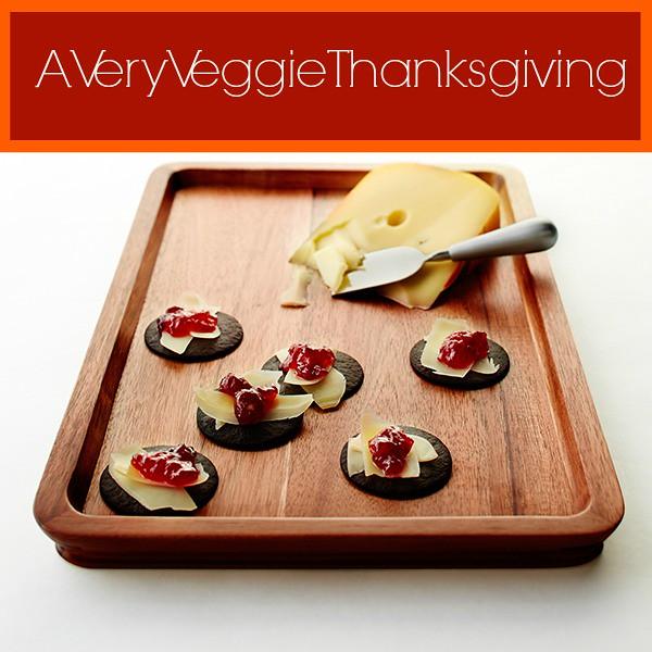 very veggie thanksgiving