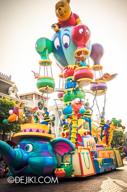 Flights of Fantasy - Pooh's Hunny Dreams