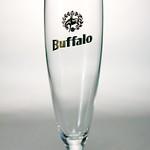 ベルギービール大好き!!【ブファロの専用グラス】(管理人所有 )