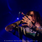 LIKE MOTHS TO FLAMES @ Vans Warped Tour, Vienna