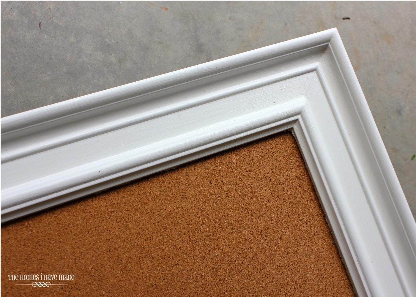 Gold-Striped Cork Board 3