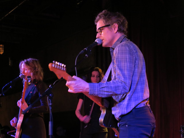Video: Dean Wareham in NYC