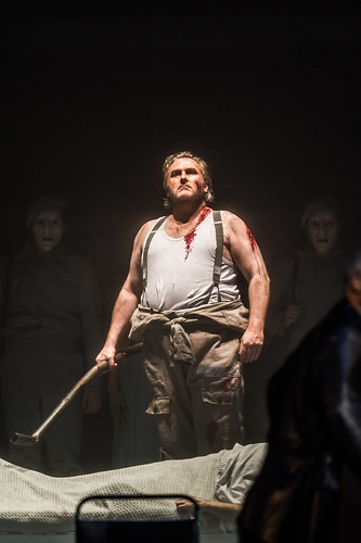 Simon O'Neill as Parsifal in Parsifal © ROH / Clive Barda 2013