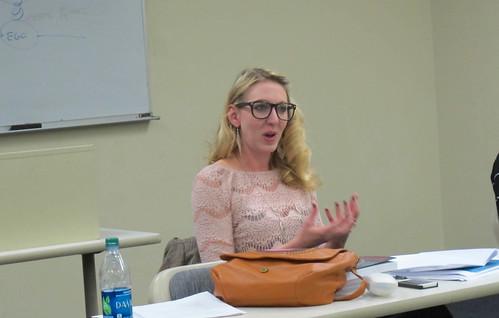 Master class with poet Karyna McGlynn