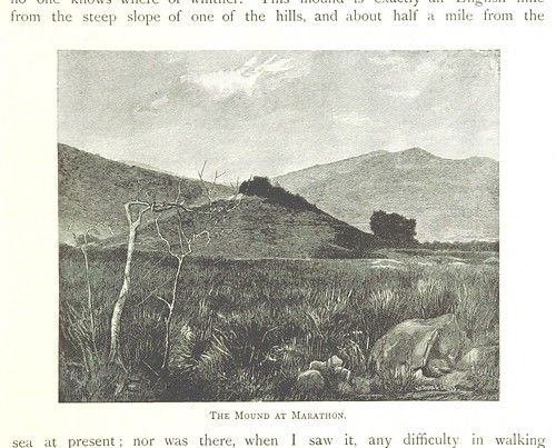 Image taken from page 63 of 'Greek Pictures, drawn with pen and pencil' | by The British Library