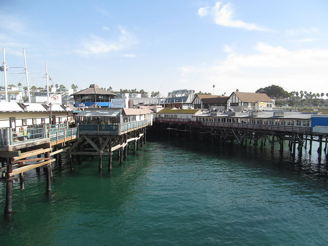 Redondo Beach Pier Best Restaurants Chowhou D
