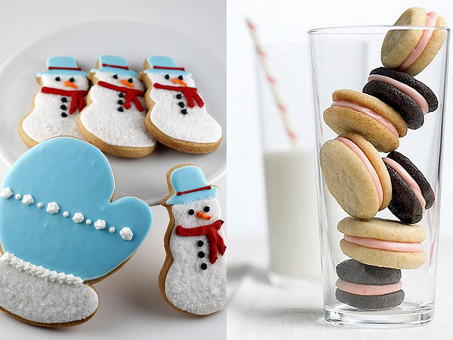 Holiday Cookies by lauratrevey, on Flickr