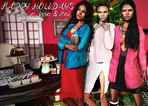 Bilavio 2013 Holiday Card <3