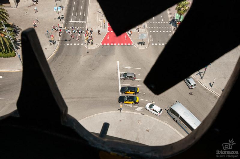 Mirador de Colón en Barcelona