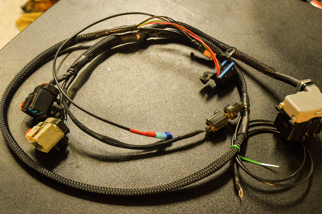neon race harness-2 | race only harness no accessories ... Neon Racing Wiring Harness on