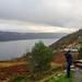 Photographing Loch Ness by RunawayJuno