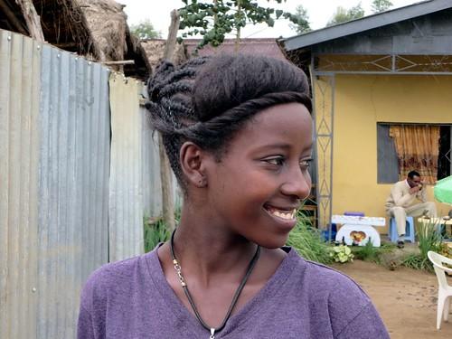 Young Woman in Jinka