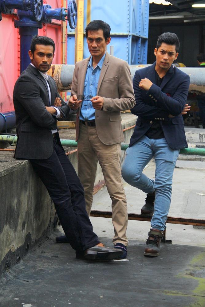 Pelakon Utama Jiwa, Faizal Hussein, Kamal Adli Dan Remy Ishak (1)