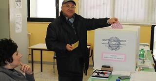salvatore colella elezioni polignano voto urna