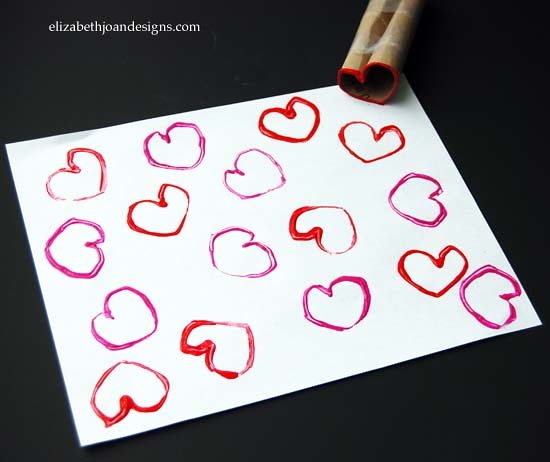 Heart Stamp 5