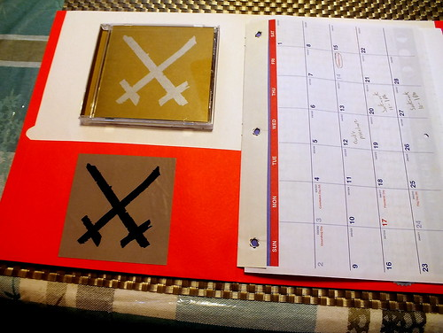 February 2014 diary Xiu Xiu