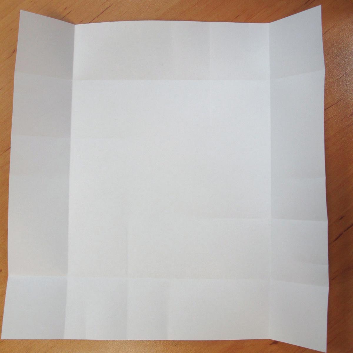 สอนการพับกระดาษเป็นที่ใส่ของรูปกลีบกุหลาบ (Rose box origami) 019