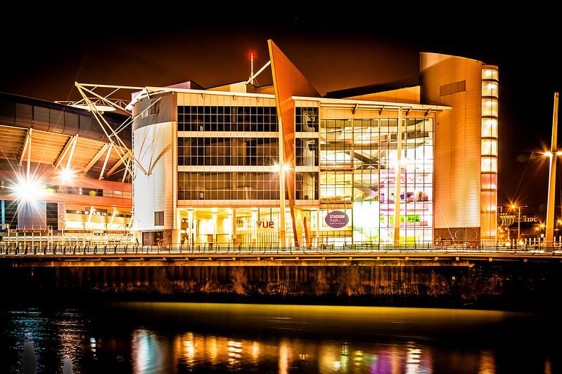 @ Cardiff millennium stadium