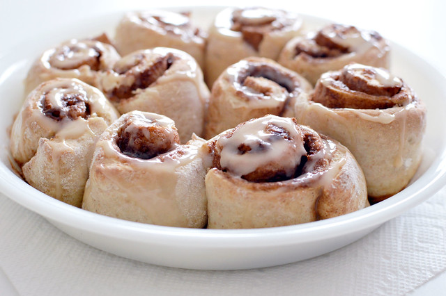 image cinnamon scrolls no yeast low fat wholemeal whole wheat
