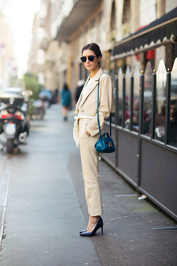 Look of the Day.330: White Scales during MFW