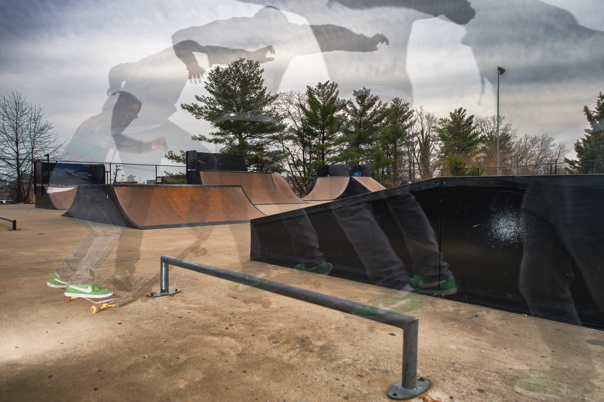 Skatepark Spectre 2