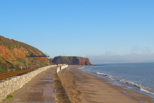 Dawlish January